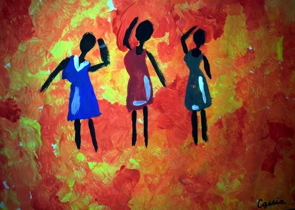 africa dancing