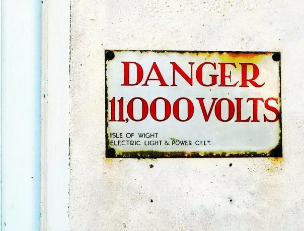 11000 volts